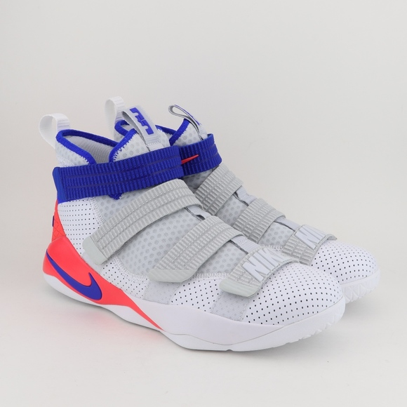 big sale 97830 b3197 Nike LeBron Soldier 11 with Air Max 180 Colorway